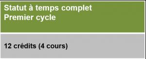 tableau cours premier cycle