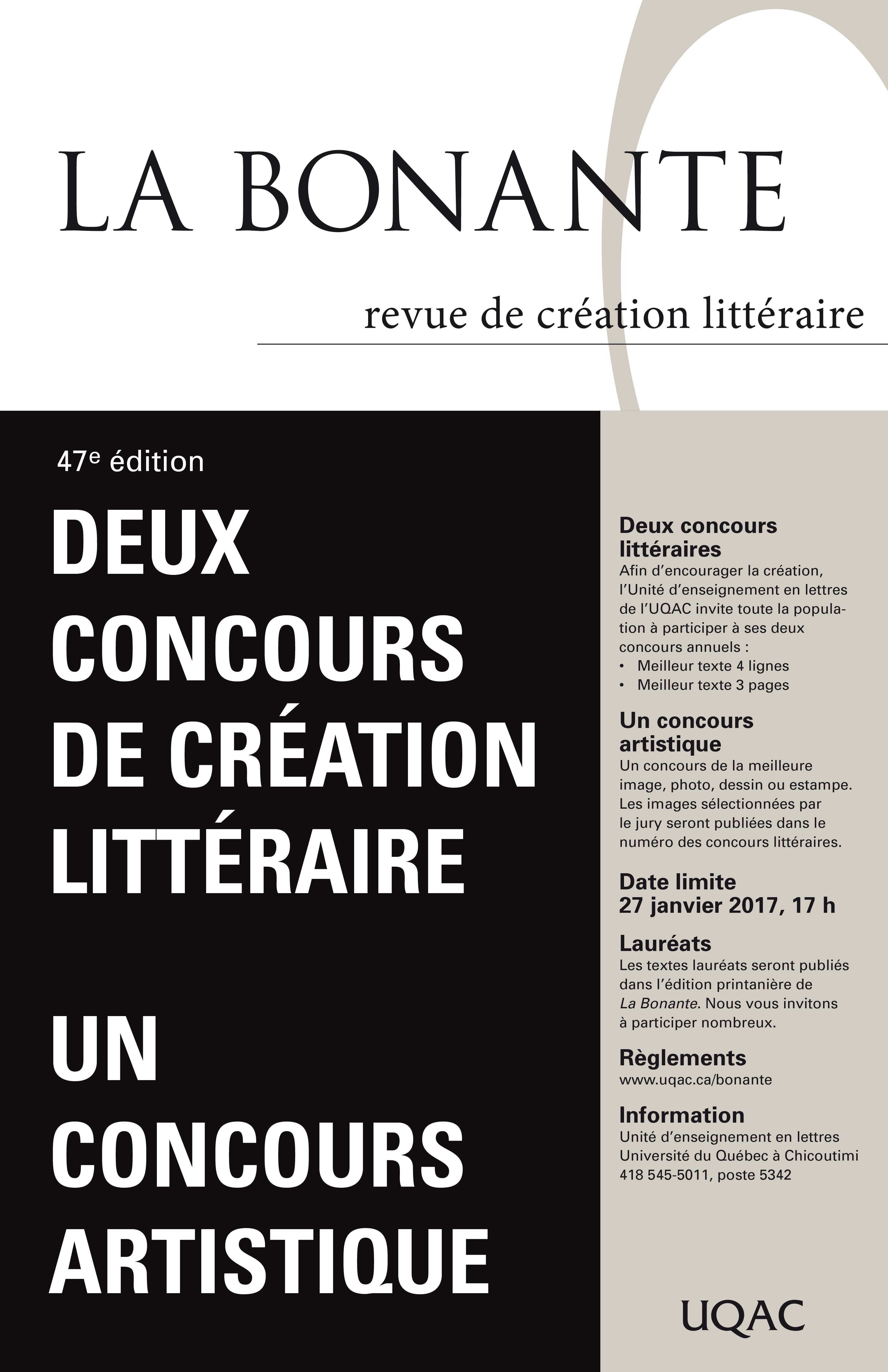 Lancement de la 47e édition de la Revue La Bonante