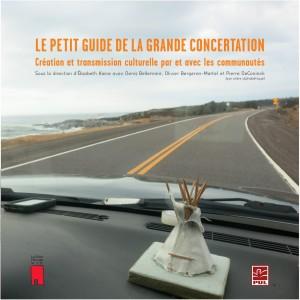Boite rouge vif - Le petit guide de la grande concertation. Création et transmission culturelle par et avec les communautés