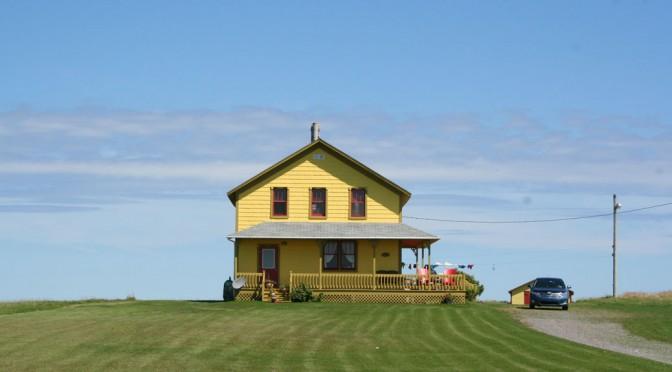 L'architecture des Îles-de-la-Madeleine : faire face aux éléments