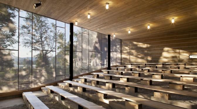 Les murs-rideaux de bois au service de l'efficacité énergétique