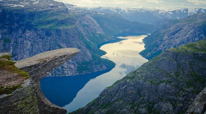 Suivez la Mission, sur Twitter, en direct de Suède et Norvège!