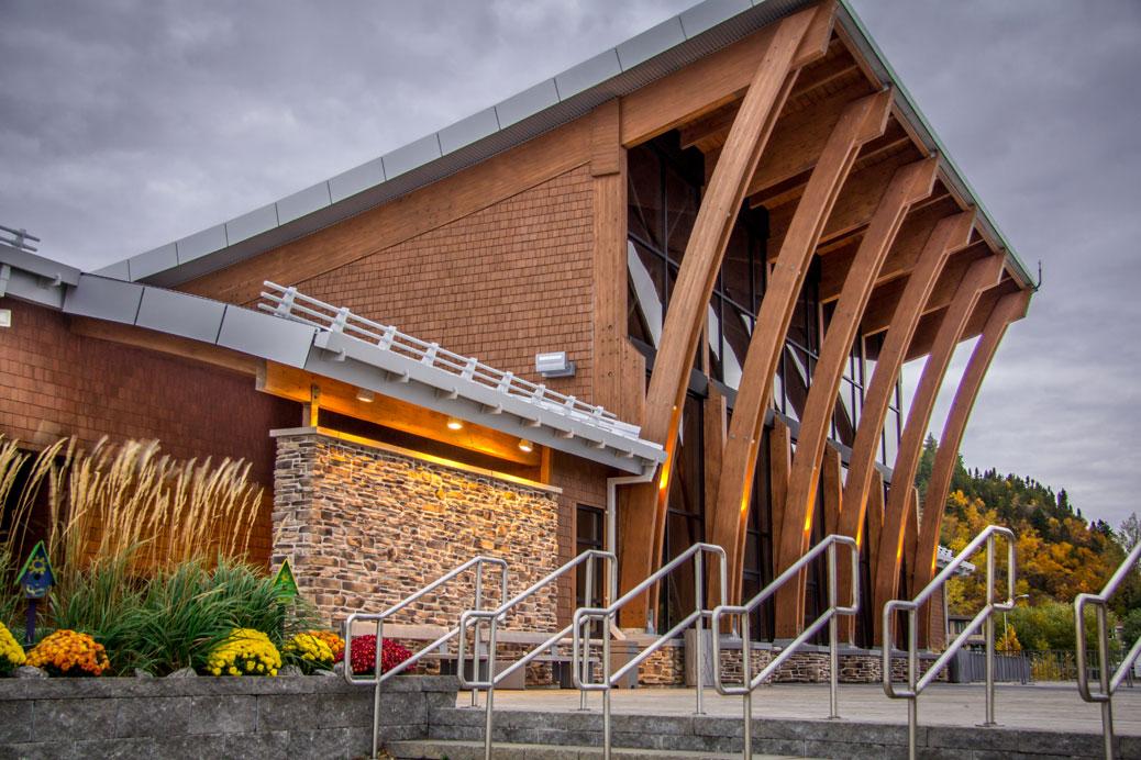 Terminal de croisière - La Baie