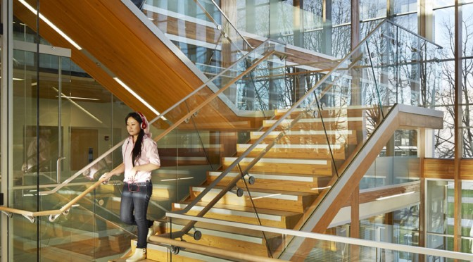 UBC Earth Sciences Centre © Equilibrium Consulting
