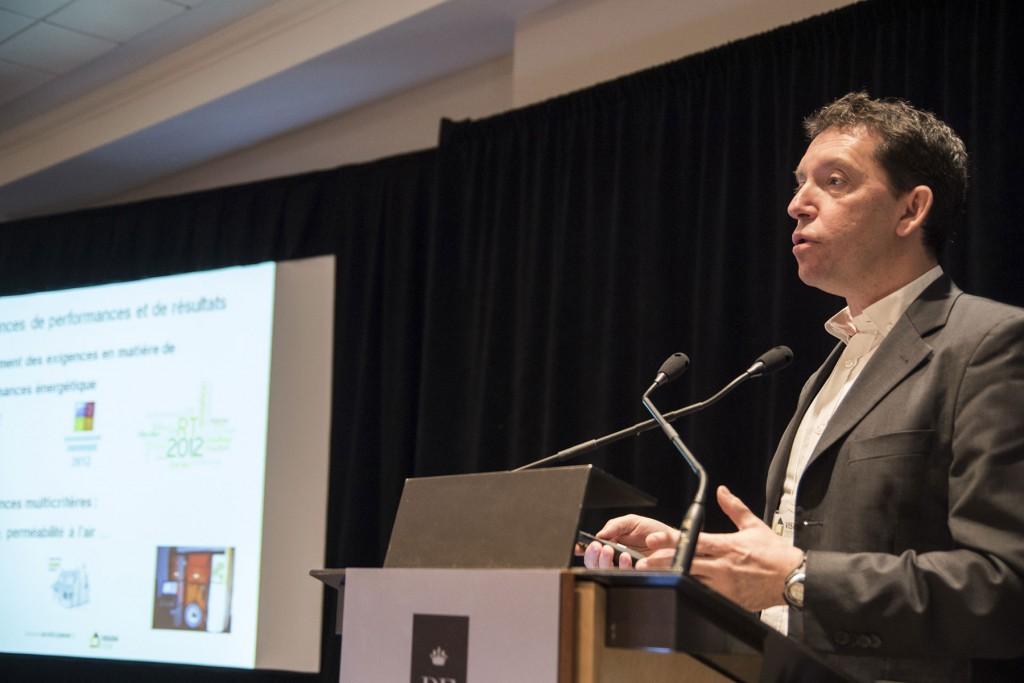 Patrick Molinie de l'Institut Technologique FCBA dresse le portrait de l'industrie du bâtiment préfabriqué en France.