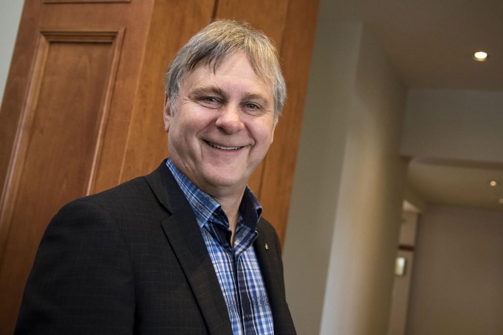 Daniel Laprise, président de Maisons Laprise et coprésident du colloque VISION 2030