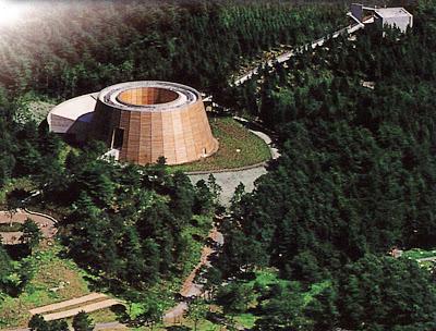L architecture en bois du japon r seau espace bois - Architecte japonais tadao ando lartiste autodidacte ...