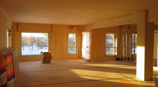 Acoustique appliquée aux bâtiments en bois