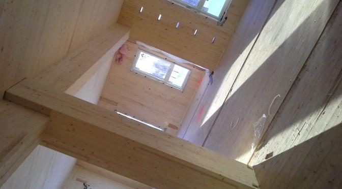 Initiation au processus BIM dans un projet de construction en bois