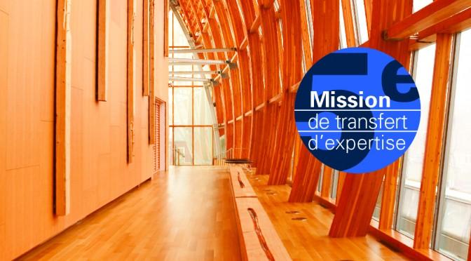 Conception, fabrication et technologie : une expérience immersive dans la construction en bois en Ontario