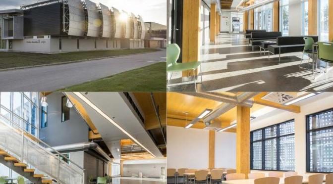 Programme de Vitrine Technologique pour les bâtiments et les Solutions Innovantes en Bois