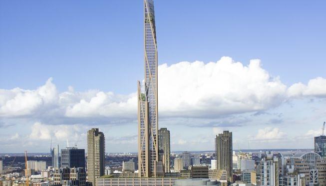 10 bâtiments en bois de taille exceptionnelle!