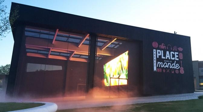 La Place du Citoyen de Saguenay finaliste dans un concours de design urbain