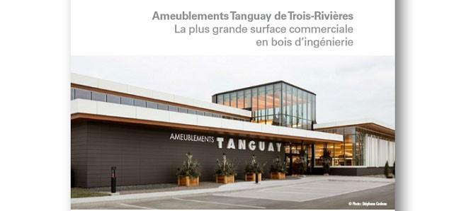 Étude de cas  : Ameublements Tanguay de Trois-Rivières