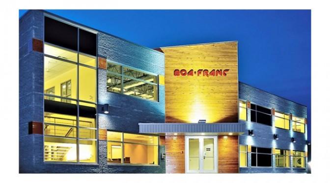 Boa-Franc s'associe avec l'Université Laval pour créer une chaire de recherche industrielle