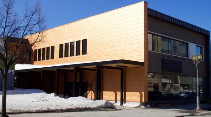 Recyclage de bâtiment: l'édifice Chlorophylle revit