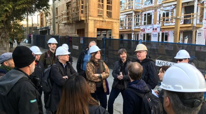 Impact du Réseau espace-bois sur la pratique des professionnels en construction