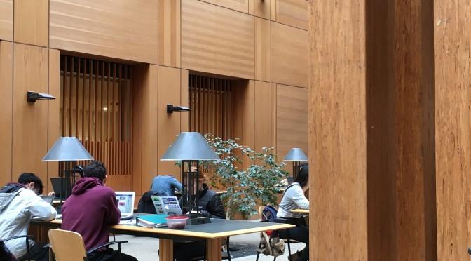 Qualité des espaces et réussite scolaire vont de pair