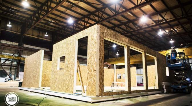 Structures Fortis investit 1,2M$ dans des installations à Saint-Prime