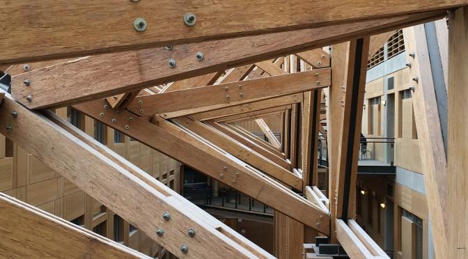 L'Ontario mise sur le bois dans l'industrie de la construction