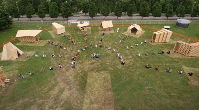 Des étudiants de l'UQAC participent au concours Les défis du bois 3.0 en France