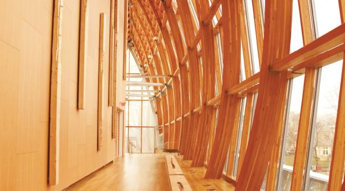 Conférence – Construction en bois : Défis et possibilités !