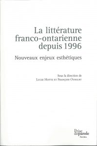 Littérature franco