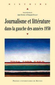 journalisme et littérature