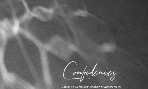 Lancement de Confidences
