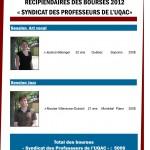 Bourse Camp Musical du Saguenay-Lac-Saint-Jean 2011-2012