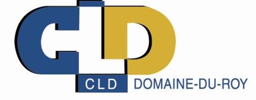 CLD Domaine-du-Roy – bureau de Roberval