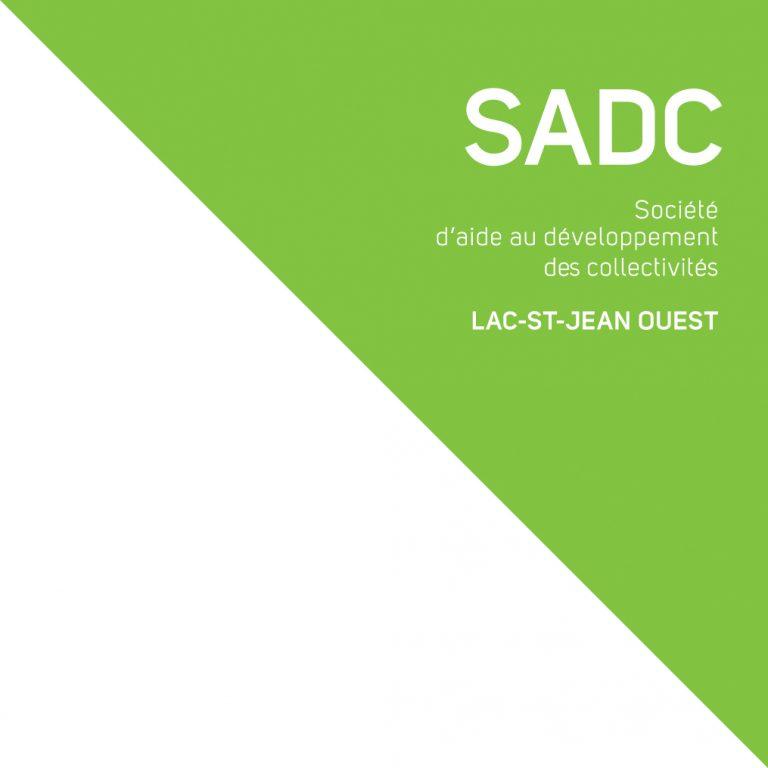 Société d'aide aux collectivités (SADC) Lac-Saint-Jean Ouest
