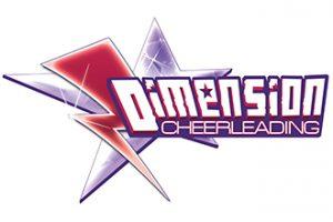 dimension cheerleading