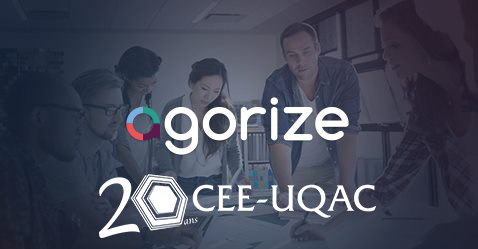 Journée de l'innovation - Agorize/CEE-UQAC