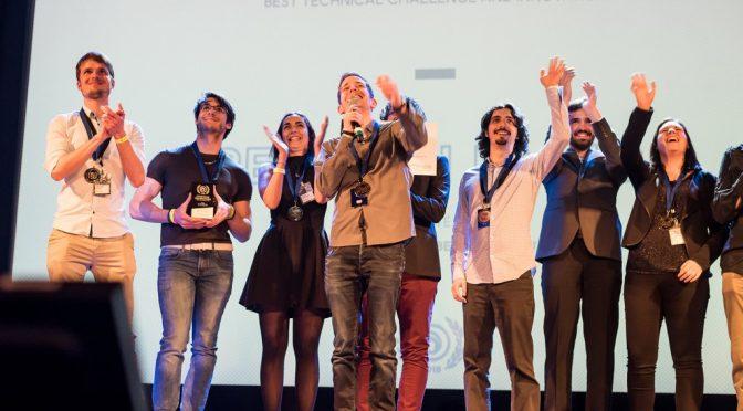 Un prix au concours Ubisoft 2018 pour une équipe de l'UQAC